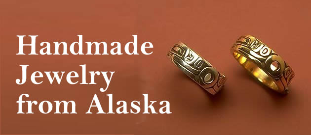 Rusty Harpoon Alaskan Jewelry